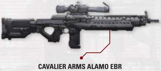 SR5:Weapons:Sniper Rifle - Shadowrun Wiki